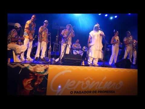 GERONIMO SANTANA - SINA (Djavan) - Ao Vivo Largo Pedro Arcanjo - 07-07-2...