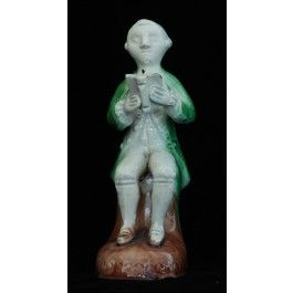 Staffordshire Figure: Singer C1745