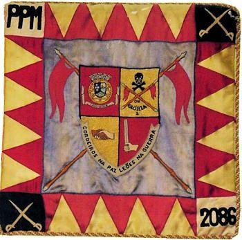 Pelotão de Polícia Militar 2086 Cabo Verde