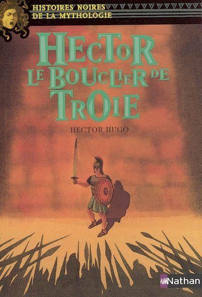 Hector, le bouclier de Troie. ; Hugo, Lector. Dans la ville de Troie, à la cour du roi Priam, arrive son fils Pâris avec la belle Hélène de Sparte qu'il a volée à son mari Ménélas. Ce faisant il a déclenché une guerre qui durera dix ans. Hector, le fils aîné de Priam, fait tout pour éviter le conflit, mais ayant échoué, il devient le défenseur le plus acharné de la ville de Troie, jusqu'à sa mort héroïque devant les remparts.