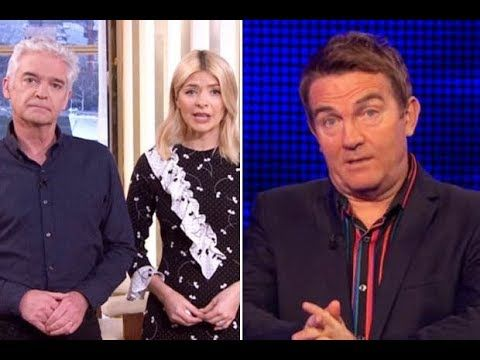 The Chase's Bradley Walsh dragged into drug scandal in EPIC This Morning gaffe