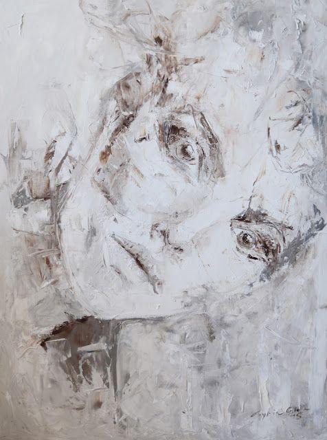 """sylwiagiza #Aida #oil #Art #sztuka #Malarstwo #painting"