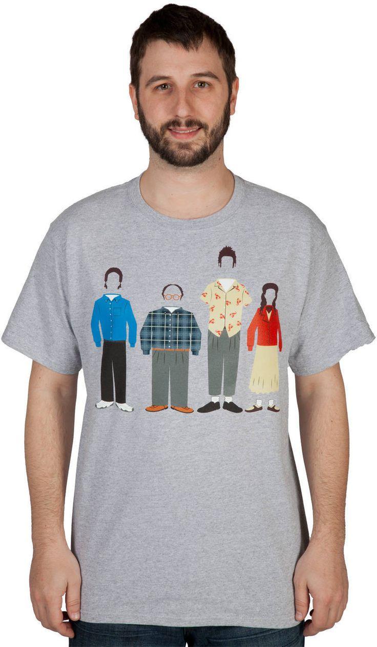 Outfits Seinfeld Shirt