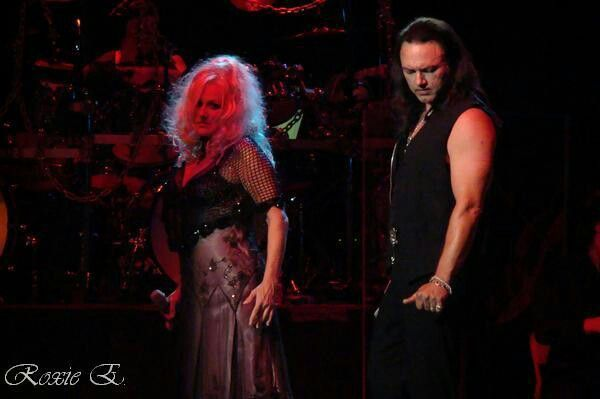 Pamela and Geoff - Two amazing voices ✨✨✨