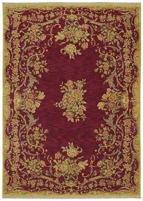Kathy Ireland Garden Romance Rug Woven Nylon Available In