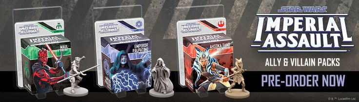 Fantasy Flight Games Previews New Ally And Villain Packs For Star Wars Imperial Assault  http://www.tabletopgamingnews.com/fantasy-flight-games-previews-new-ally-and-villain-packs-for-star-wars-imperial-assault/
