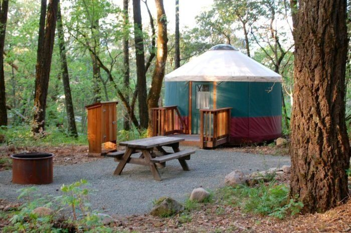 Hiding out in Bothe-Napa Valley State Park is an awesome ...