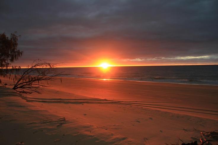 Sandy Cape, Fraser Island, Queensland, Australia