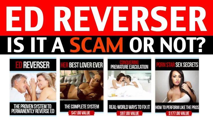 ED Reverser SCAM or NOT - Is ED Reverser Scam?