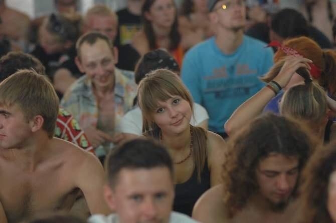 Dziewczyny Woodstock 2012. Zdjęcia/pics