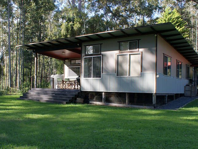 Monkey mountain cabin for holiday rental in termeil nsw for Storybook homes prices