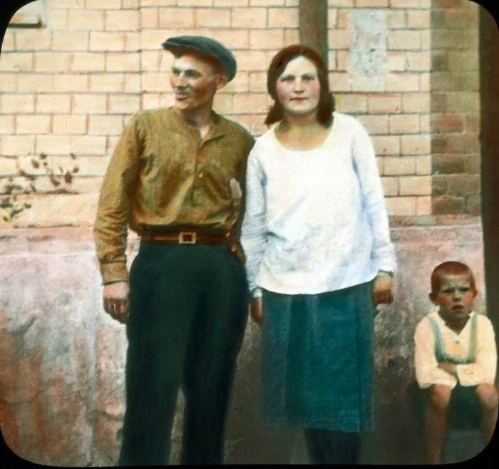 Редчайшие снимки Москвы 1931 года в цвете (77 фото ...