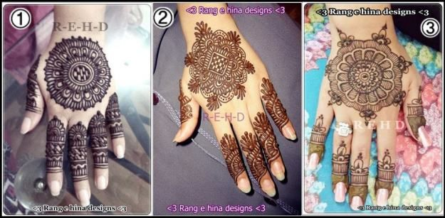 Best Mehndi Design for back hands by Rang e design Pakistani Artist | Mehndi Designs