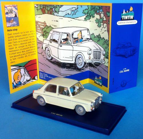 Voiture Tintin Car Atlas N 176 31 La Mg De L 238 Le Noire Atlas