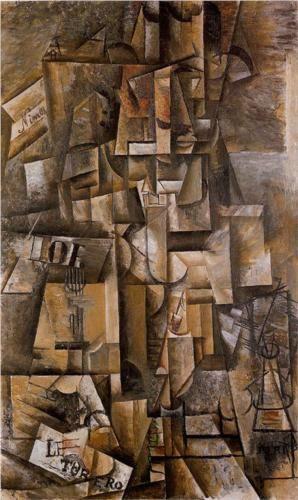 Pablo Picasso-L'aficionadoo