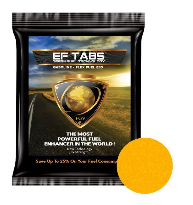 EF-TABS El Aditivo para Combustible Mas Poderoso del Mundo. - 20,00 $ #onselz