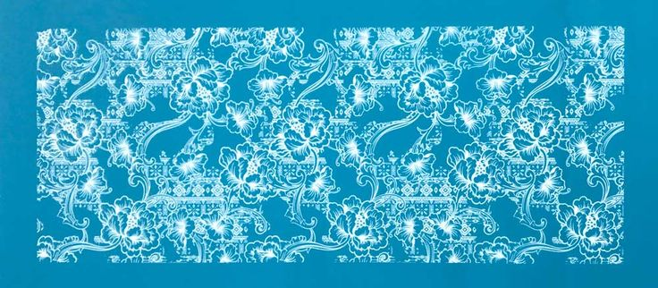 Mesh stencils for cakes, cookies, cupcakes and crafts. New by Crystal Candy- Industrial Charm