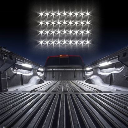 Truck Bed Tool Box Light Kit with Auto-off Delay Switch 4pc 12inch Tubes 36 LED