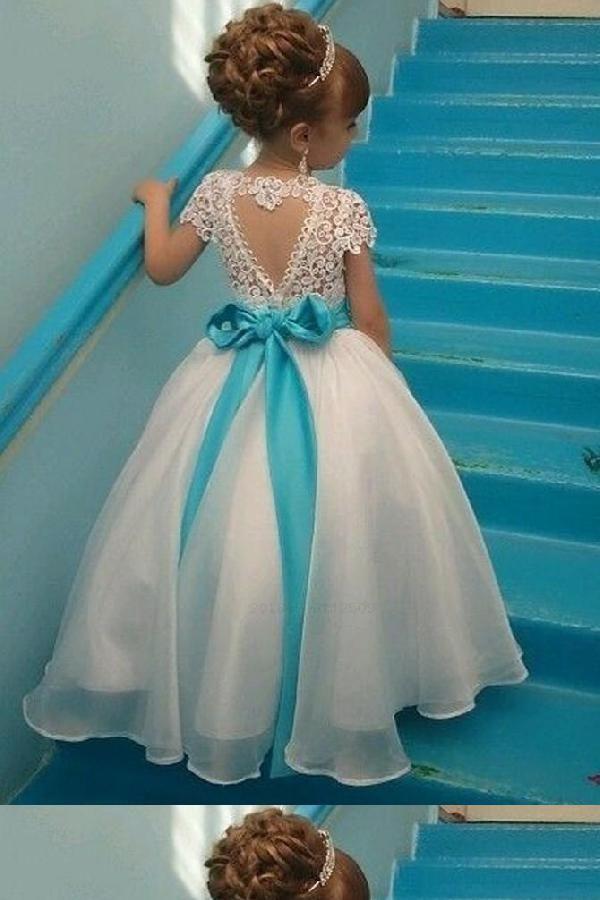 2121371217 Flower Girl Dress Cheap