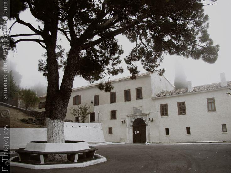 Μοναστήρι Ζωοδόχου Πηγής Σάμου - Zoodochos Pigi Monastery in Samos