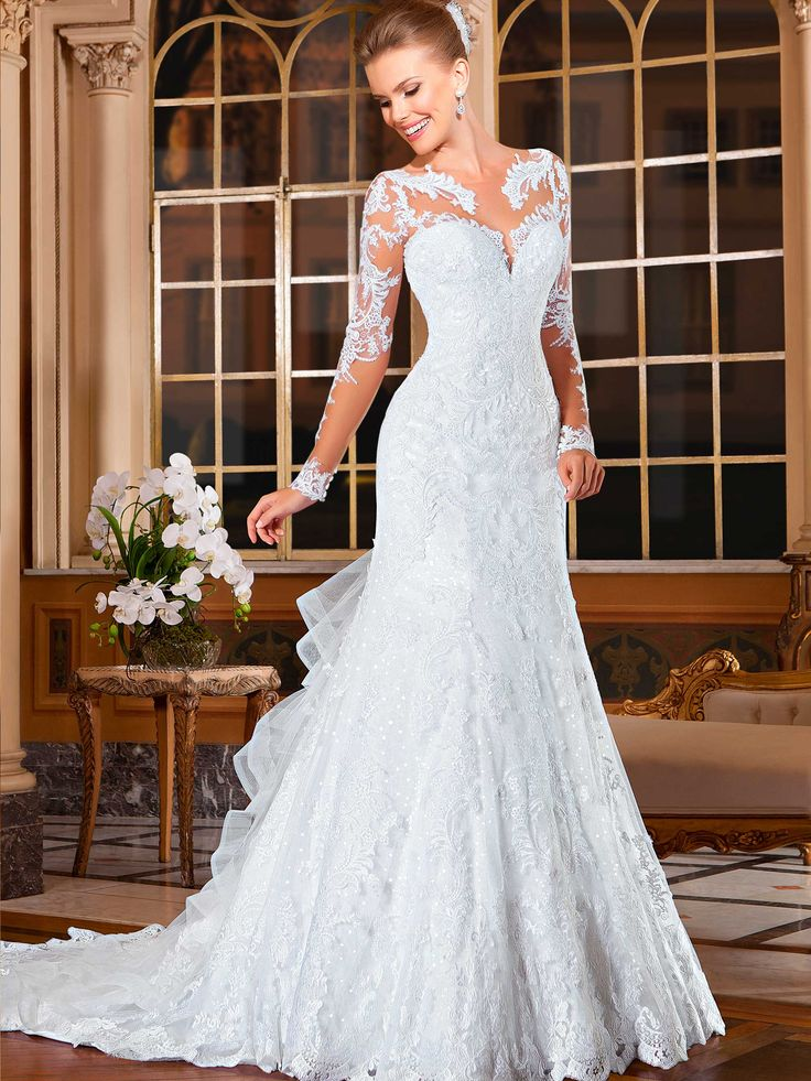 Vestidos de noiva - Coleção Gardênia