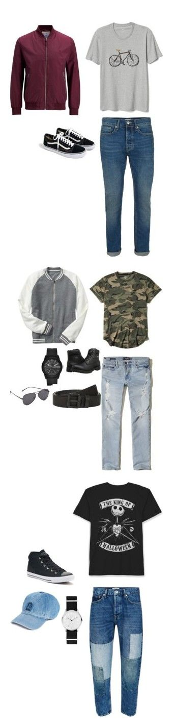 """""""Mens everyday looks"""" by catalinaeb on Polyvore featuring Gap, Topman, J.Crew, men's fashion, menswear, Hollister Co., Lugz, Diesel, Calvin Klein and INC International Concepts"""