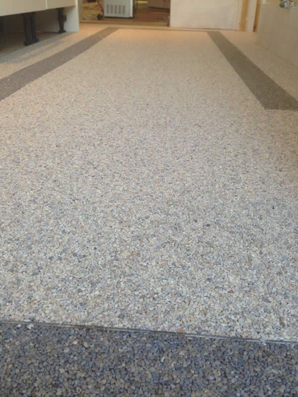 Resin Floors For The Kitchen Natural Stone Flooring Stone Flooring Flooring