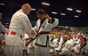 Tang Soo Do Master Khan