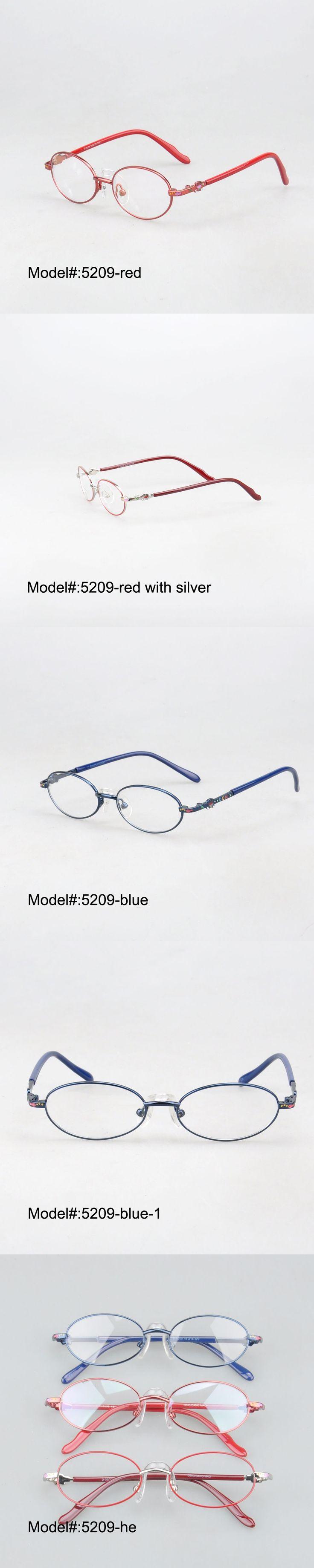 MY DOLI 5209 Children's kids full rim metal with spring hinge prescription glasses optical frame spectacles eyewear eyeglasses