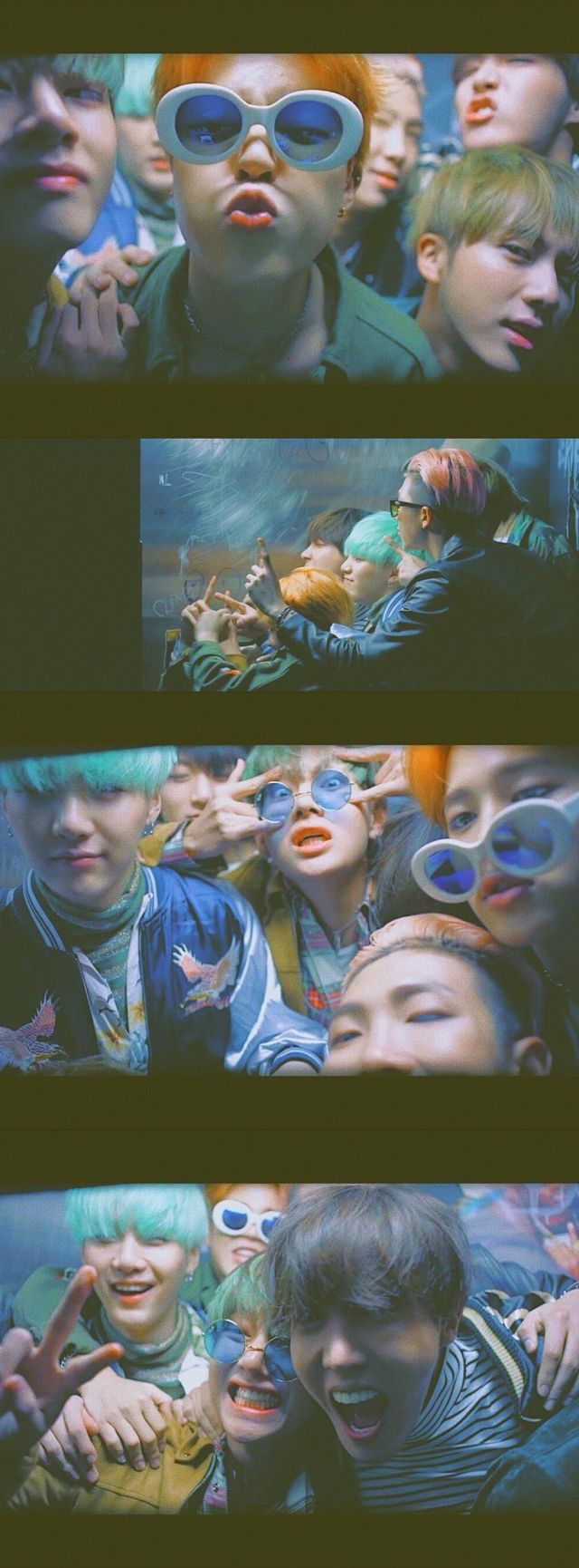 I miss Run era, again ive only been an Army for a year, but when u watch their MV's, u really feel like uve been an Army for a long ass time, i love Bangtan❤
