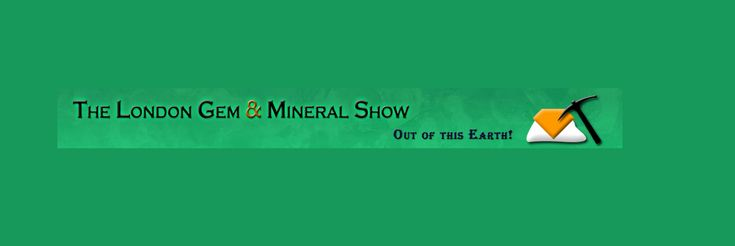 We are please to be exhibiting at the London Gem & Mineral Show in London, Ontario Do visit us at our booth between November 17th to 19th Friday: 3pm to 9pm Saturday: 10am – 6pm Sunday: 10am – 5pm  Western Fairgrounds 316 Rectory Street London, ON, Canada