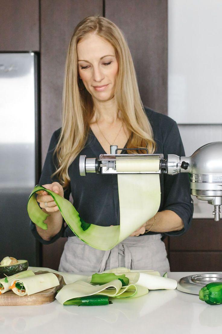 Is kitchenaids vegetable sheet cutter the new spiralizer