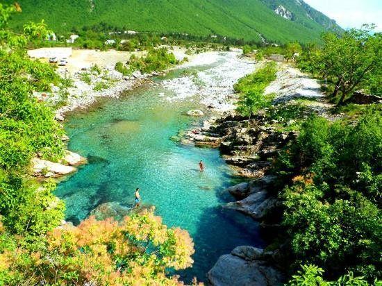 North of Albania