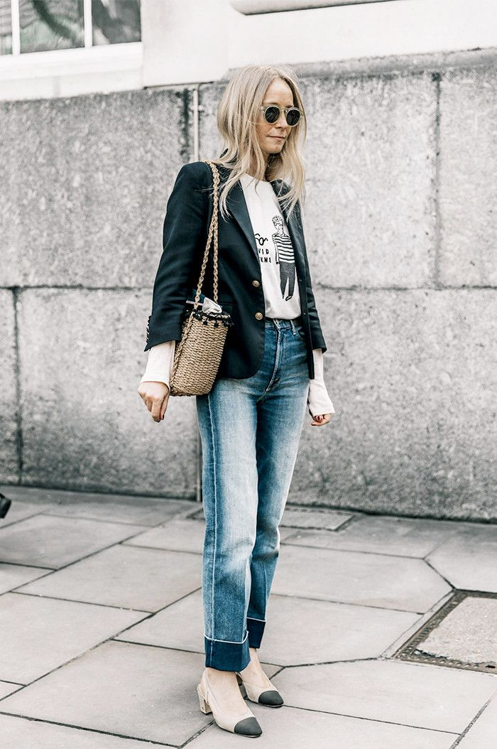 Discover the best new jeans to try and see how fashion girls are wearing them. Shop our 13 favorite picks.