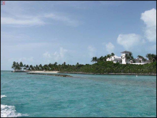 Фэйт Хилл и Тим МакГроу - Гоут Сити, Багамские острова