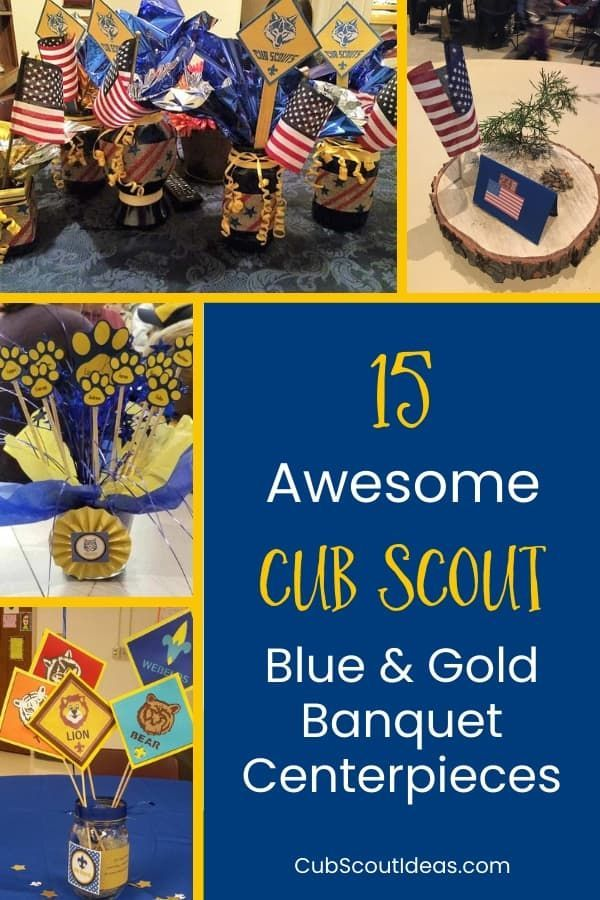 Pin On Blue And Gold Decorations And Themes