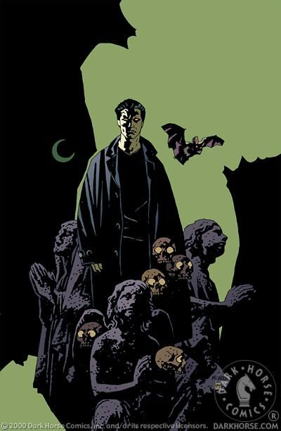 Angel by Mike Mignola