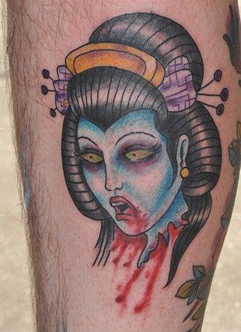 17 best ideas about geisha tattoos on pinterest tattoos for Cut off tattoo