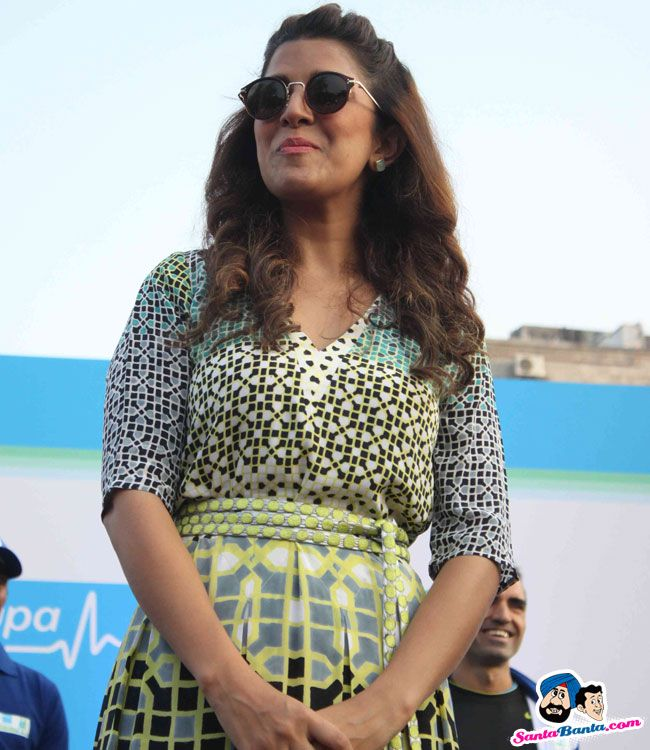 Walk for Health 2016 -- Nimrat Kaur Picture # 328173 | Bollywood pohto ...