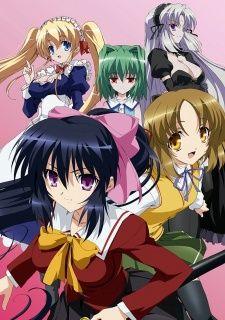 AnimeSérieS: Omamori Himari