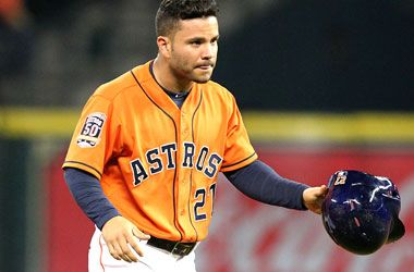 MLB betting cheat sheet: Astros go a whole week without going over - 04-20-2015