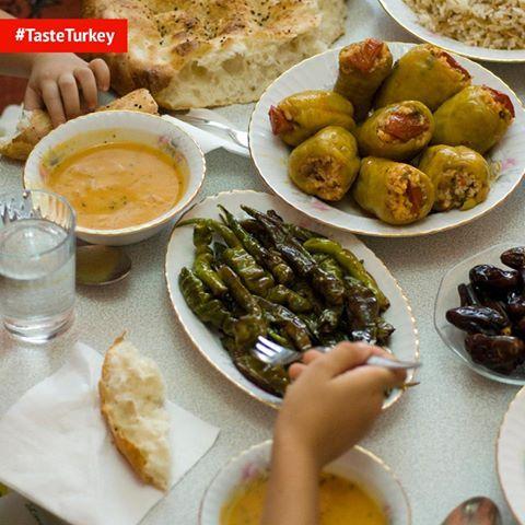 Ось що ми називаємо «домашньою їжею» #Turkishcuisine#SharingHappiness