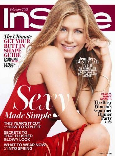 Jennifer Aniston - InStyle US