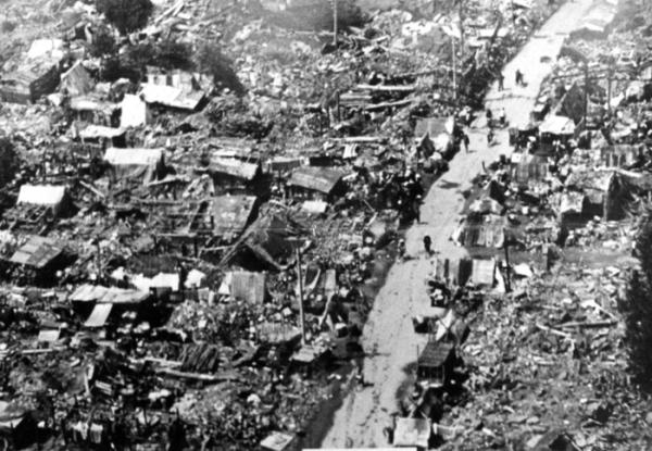 The Great Tangshan Earthquake was a natural disaster that occurred on July 28, 1976. With an estimated loss of human life of between 240 000 and 255 000, it is believed to be the largest earthquake of the 20th century based on death toll.