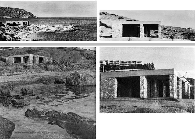 The Art of Building Reception: Aris Konstantinidis behind the Global Published Life of his Weekend House in Anavyssos (1962–2014) | Giamarelos | Architectural Histories