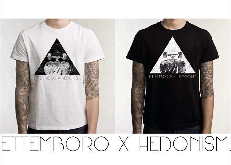 ETTEMBORO x HEDONISM