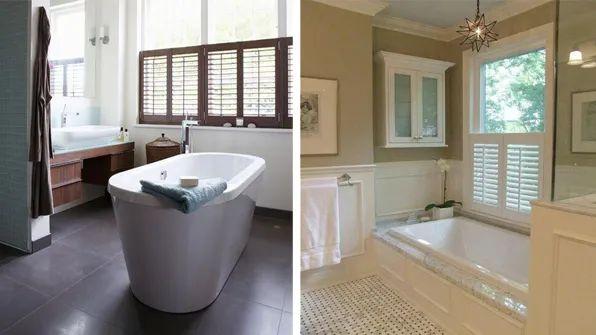 10 + schönes Design für Badezimmer Windows Treatment Ideas   – Bathroom Cotswold