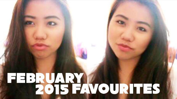 Go watch my february 2015 favourites! xxx