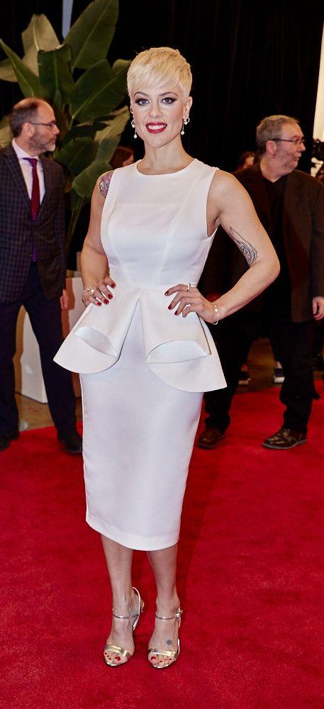 Voici le palmarès des plus beaux looks repérés sur le tapis rouge du Gala du cinéma québécois.