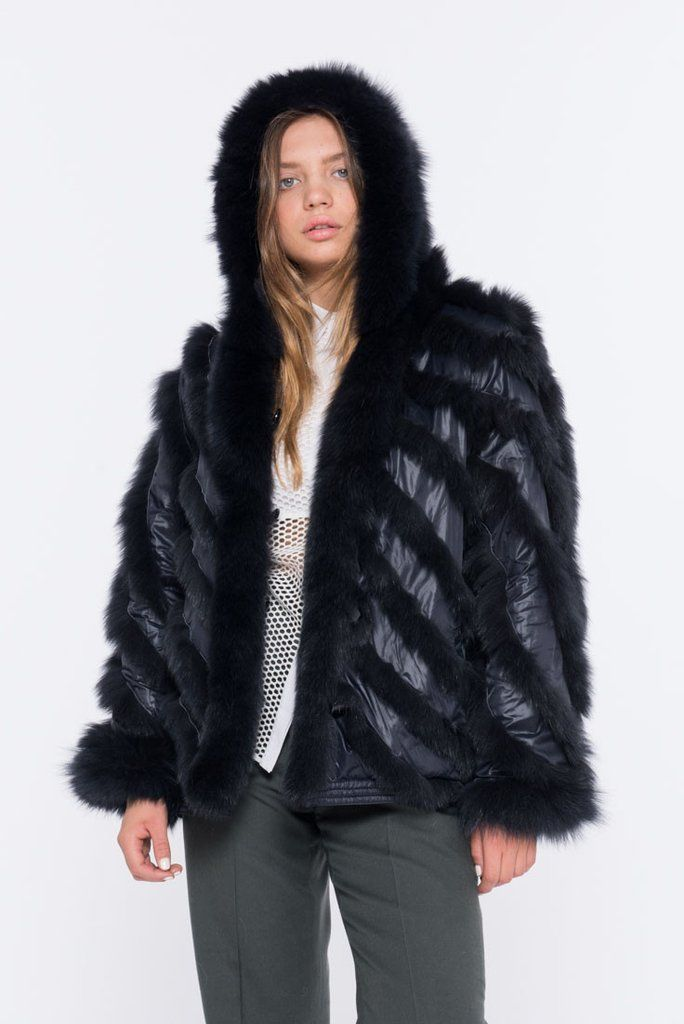 The LUSSO-70P is the most sublime, lightweight, fox fur coat in the game! Enjoy 20% OFF your first purchase when you Sign Up & Get Free Shipping @ SHACIFUR.com